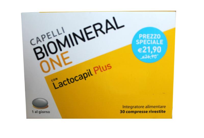 BIOMINERAL ONE con Lactocapil Plus NUOVA FORMULA ...