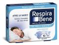 RESPIRABENE 10 CEROTTINI NASALI TRASPARENTI ADULTI pelle sensibile