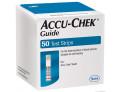 Accu Chek Guide test strips reattive (50 strisce)