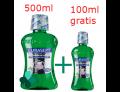 Curasept Daycare Collutorio protezione completa Menta Forte (500ml + 100ml omaggio)