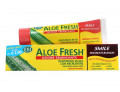 Dentifricio in Gel Aloe Fresh Smile sbiancante (100 ml)