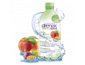 Drenax Forte Plus Fruits & Green integratore bevibile drenante e depurativo mix frutta e verdura gusto pesca e maracuja (750 ml)