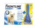 Frontline Spot on antiparassitario per Cani da 10 a 20 kg (4 pipette)