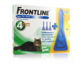 Frontline Spot On Gatti antiparassitario 0.5ml (4 pipette)