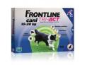 Frontline Tri act soluzione antiparassitario spot on per cani da 10 a 20kg (3 pipette)