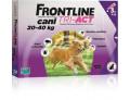 Frontline Tri act soluzione antiparassitario spot on per cani da 20 a 40kg (3 pipette)