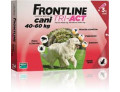 Frontline Tri act soluzione antiparassitario spot on per cani da 40 a 60kg (3 pipette)