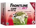 Frontline Tri act soluzione antiparassitario spot on per cani da 40 a 60kg (6 pipette)