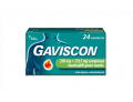 Gaviscon menta 250mg+ 133.5mg (24 cpr masticabili)
