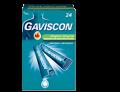 Gaviscon menta 500 mg/10ml+267mg/10ml 200ml (24 bustine)