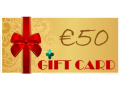 Gift Card - Buono Regalo €50