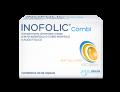 Inofolic Combi integratore di inositolo per la sindrome dell'ovaio policistico (20 capsule)