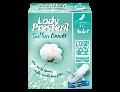 LadyPresteril Assorbenti giorno anatomici 100% cotone (10 pz)