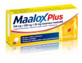 Maalox Plus 200mg+220mg+25mg (30 cpr)