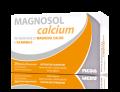 Magnosol Calcium integratore Magnesio Calcio e Vitamina D (20 bustine effervescenti)