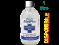 ManiPur gel igienizzante mani con alcool e tea tree oil (1 litro)