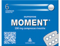Moment 200mg (6 cpr)
