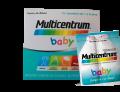 Multicentrum Baby bambini da 1 a 6 anni (14 bustine)