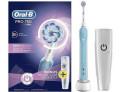 Spazzolino da denti elettrico ricaricabile + custodia Oral B Power Pro 750 Sensi Ultrathin