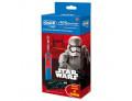 OralB Power Vitality Spazzolino elettrico ricaricabile Star Wars + astuccio omaggio