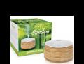 Pumilene Vapo Bamboo diffusore d'essenza a ultrasuoni per ambienti + Pumilene Vapo balsamic essenza concentrata (omaggio 40ml)