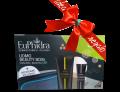 Euphidra Uomo beauty box idee regalo (crema viso 50ml + doccia shampoo 200ml + necessaire omaggio)