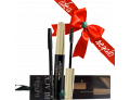 Euphidra Make up cofanetto Black is Back idee regalo donna (mascara allungante + matita nera)