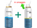 Tonimer Lab Baby 300 isotonica spray naso bimbi e neonati (100 ml) + tonimer Baby (100 ml)