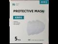 Mascherine FFP2 (5 pz) da 2 a 50 pezzi