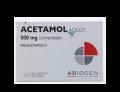 Acetamol adulti 500mg paracetamolo (20 compresse orali)