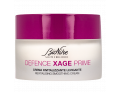 BioNike Defence Xage Prime Crema viso rivitalizzante levigante prime rughe (50 ml)