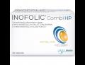 Inofolic Combi HP integratore di inositolo per la sindrome dell'ovaio policistico (20 capsule)