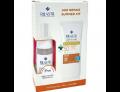 Rilastil Age repair Summer kit crema solare viso spf50+ (40ml) + Aqua intense spray idratante (30ml)