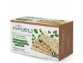 Tisanoreica T- Creck crackers alle Erbe aromatiche (100 g)