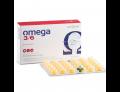 Omega 3/6 per la normale funzione cardiaca (60 capsule molli)