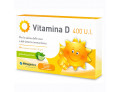 Vitamina D 400 UI gusto lime (84 cpr)