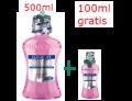 Curasept Daycare Collutorio Sensitive protezione completa gusto delicato (500ml + 100ml omaggio)