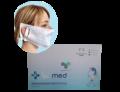 Isi Med Mascherine facciali protettive (20 pz) da 2 a 50 pezzi