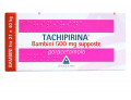 Tachipirina Bambini tra 21 e 40 kg 500 mg paracetamolo (10 supposte)