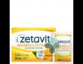 Zetavit Magnesio e Potassio con vero succo d'arancia (24 bustine)