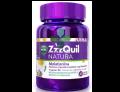 Vicks ZzzQuil Natura melatonina per il sonno (60 pastiglie gommose)