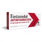 Fastumdol antinf*10cpr 25mg