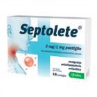 Septolete*16past 3mg+1mg eucal