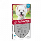 Advantix Spot on per cani da 4 a 10kg