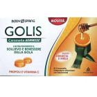 BODY SPRING GOLIS 15 CARAMELLE gommose ARANCIA e MIELE