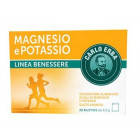Carlo Erba Integratore Magnesio e Potassio gusto arancia (20 bustine)