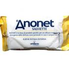 ANONET 15 SALVIETTE DETERGENTI INTIME