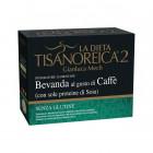 TISANOREICA2 BEVANDA AL CAFFÈ con sole PROTEINE DI SOIA 4 preparati