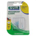 Gum Proxabrush Classic scovolini 514 1.3mm (8 pz)