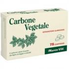 Carbone vegetale 25 compresse